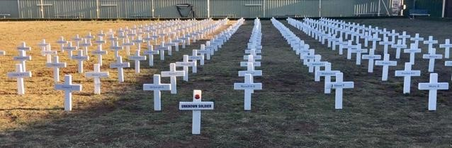 You are currently viewing Remembering and honouring those who fell for our freedom