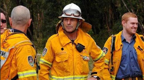Tony Abbott shows true leadership by example