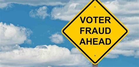You are currently viewing Voter Fraud