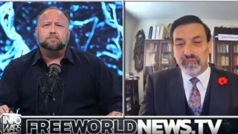Read more about the article Alex Jones Interviews Riccardo Bosi On InfoWars